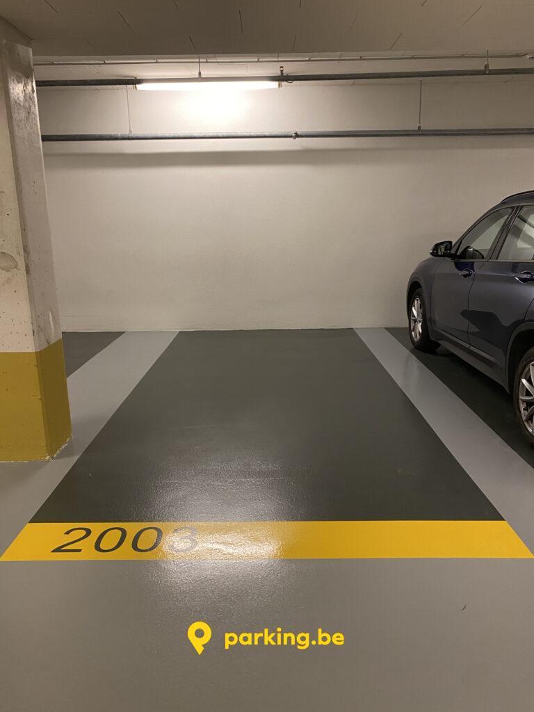 parking-securise-ixelles-toison-dor-shopping-place